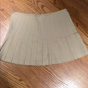 Nanette Lepore pleated skirt